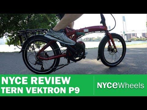 tern-vektron-p9- -electric-folding-bike-review