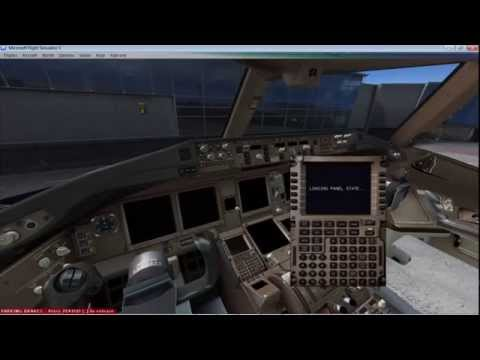 PMDG 777 With The New ProATC X And FS2Crew 777 | FunnyCat TV
