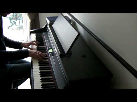 Take That - The Flood Piano solo