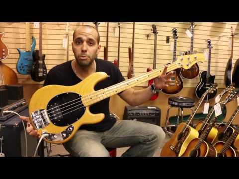 Norman's Rare Guitars - Guitar of the Day: 1980 Music Man Stingray Bass