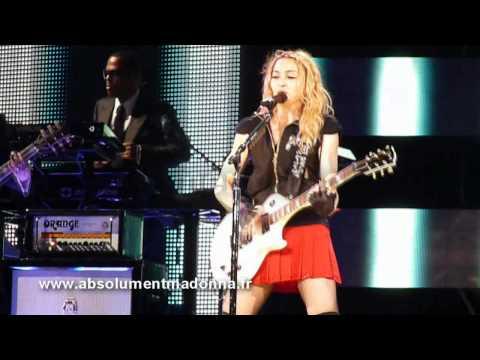 Madonna - Dress You Up (Sticky & Sweet Tour)