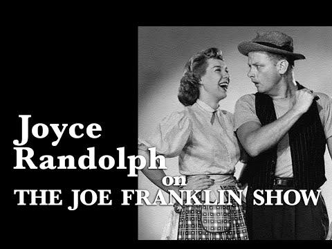 The Joe Franklin Show - guests include Joyce Randolph