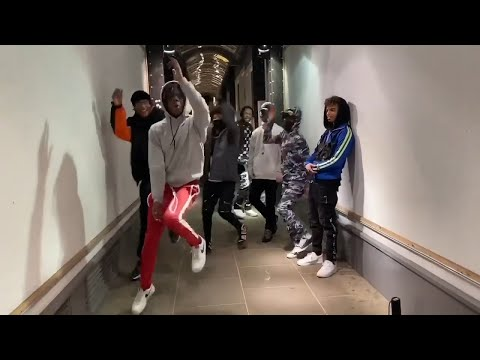 Roddy Ricch - High Fashion ft Mustard | COLD CARTEL (Official Dance Video)