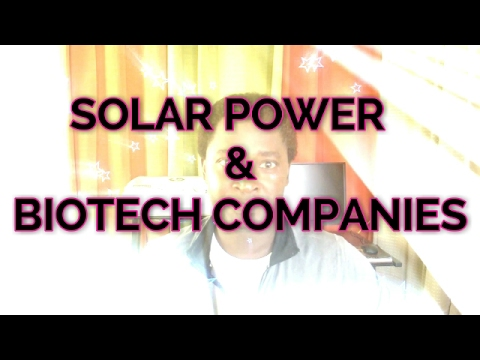 Starting a Solar Business and a Biotech company in Guyana