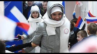 Секрет Олимпийской формы России от Евгении Медведевой