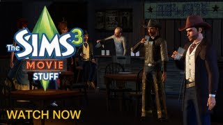 The Sims 3 Movie Stuff | One Stuff Pack, Three Themes