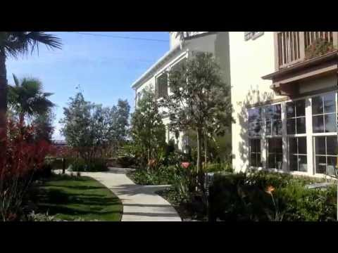 The Villas At Pacific Shores In Huntington Beach Plan 3 Model Tour