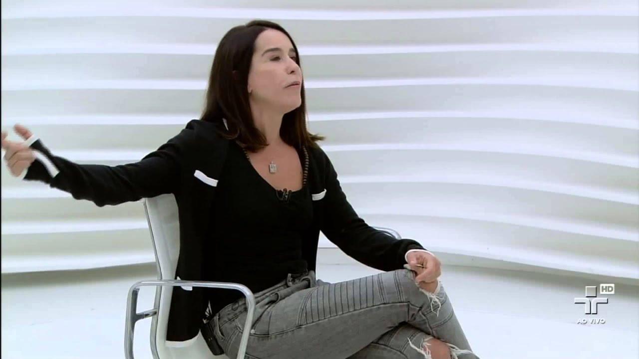 Opinião Da Atriz Lucélia Santos Sobre A Atualidade