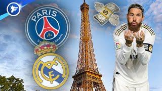 Le PSG prépare une offre folle pour Sergio Ramos | Revue de presse
