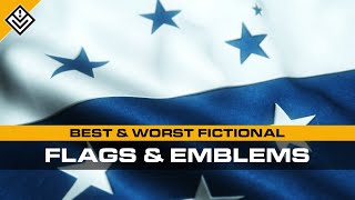 The Best & Worst Fictional Flags & Emblems | Incoming