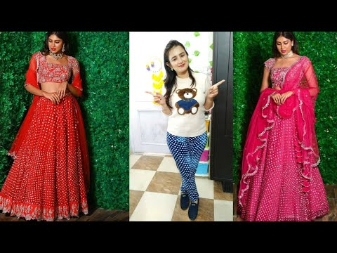 Beautiful Lehenga For Teenagers /  SWATI BHAMBRA