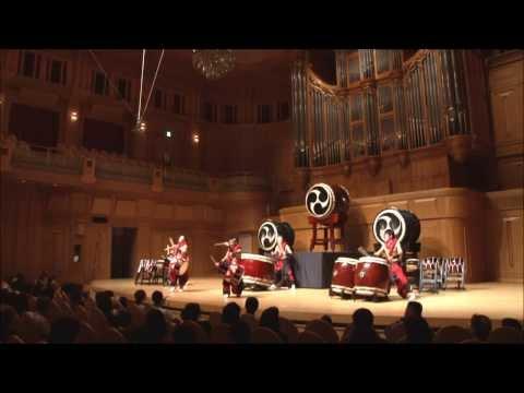 ASKA Japanese Drum/大阪いずみホールDVD「ASKA」PV - 舞太鼓あすか組