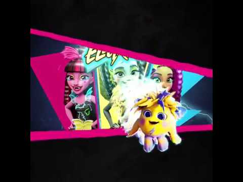 Download Monster High   Electrified DVD and Blu-Ray starting March 28th!