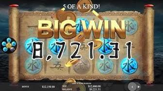 Wu Xing Video Slot Game - Gameplay