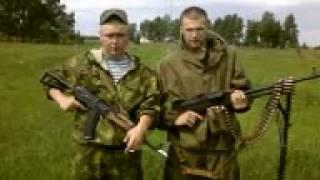 ВДВ спецназ(чечня)