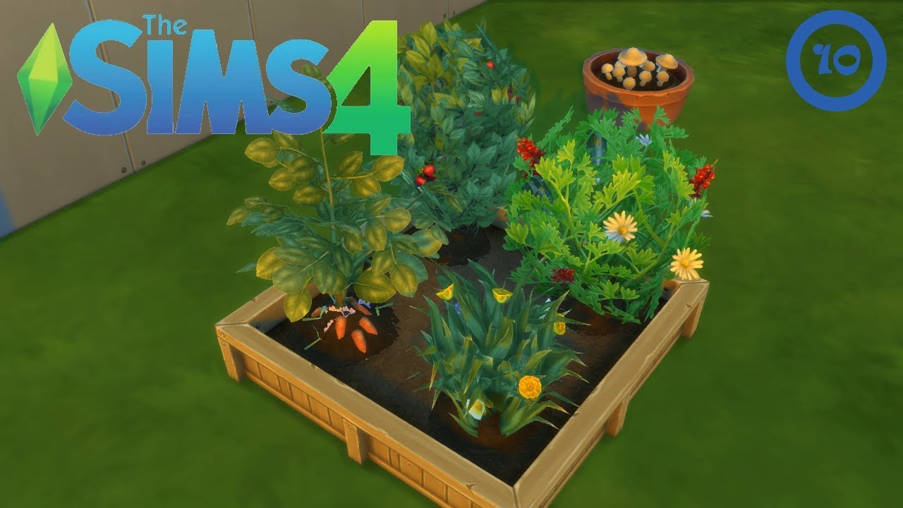 The Sims 4 10 Plant Grafting Youtube