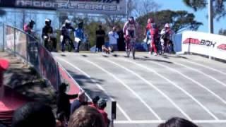 josh myers wreck aa pro 2011 gator national nationals aba bmx FIRST COAST BMX VIDEO