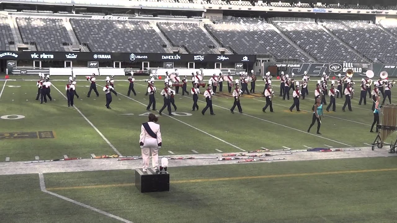 manalapan marching braves metlife yamaha cup 9 26 15