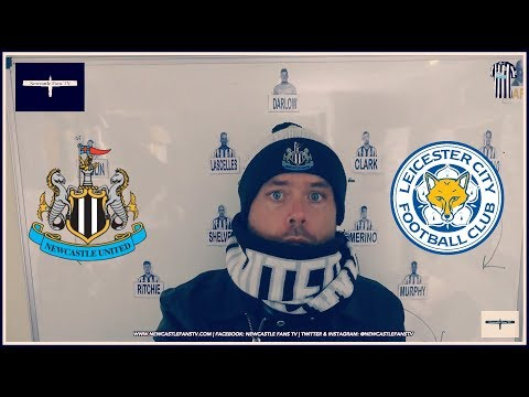 Tactics board | Newcastle United v Leicester City | Preview
