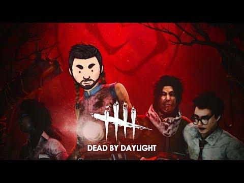 Randomik: Freddy mnie goni! - Dead By Daylight w/ GamerSpace, Guga, Tomek