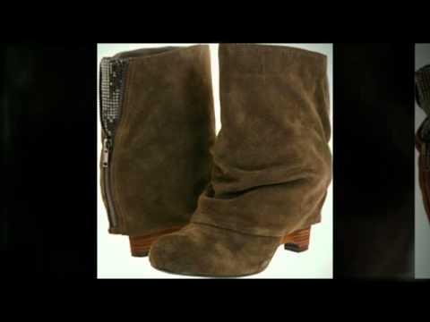 Naughty Monkey Unzip Boot