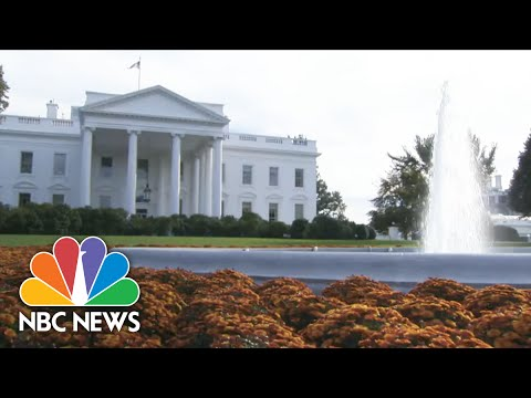 A Moat Around The White House? | NBC News
