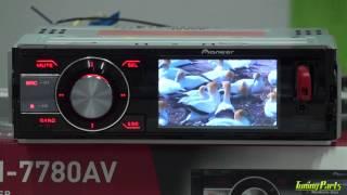 DVD Automotivo Pioneer DVH-7780AV