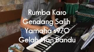 GENDANG KARO YAMAHA PSR S970 GELAH MAN BANDU