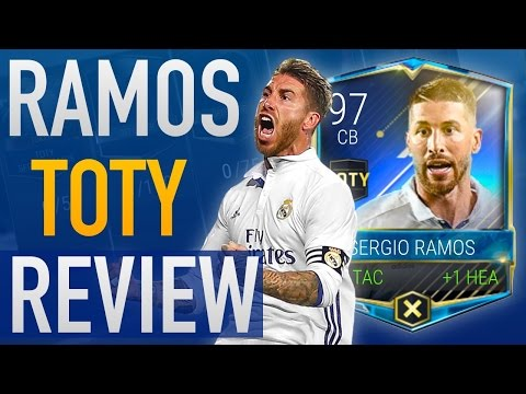FIFA Mobile - RAMOS TOTY - Review (Romania)