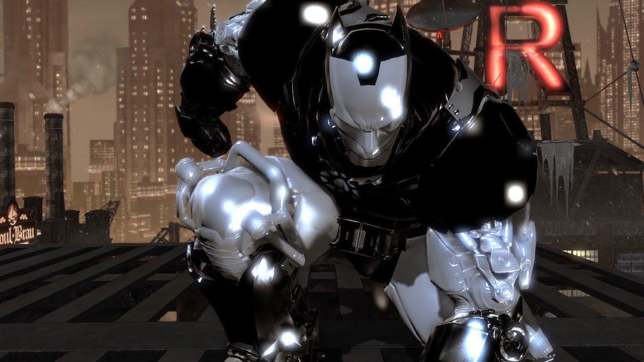 Iron Bat vs Super Captain by JohannLacrosaz on DeviantArt