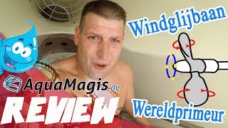 "REVIEW: ""WINDTURBINE"" GLIJBAAN @ AQUAMAGIS DUITSLAND"