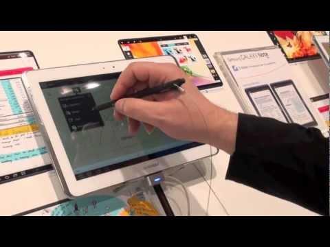 Tinhte.vn - Trên tay Samsung Galaxy Note 10.1