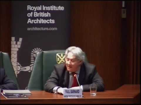 RIBA & Plymouth City Council 'Plymouth Plan' Question Time Event