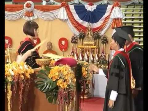 พิธีพระราชทานปริญญาบัตร ม.กรุงเทพธนบุรี ประจำปีการศึกษา 2555 เป็นวันที่ 2 NBT