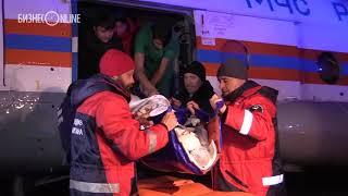 Пострадавшую в ДТП в Марий Эл девочку вертолетом доставили в Казань