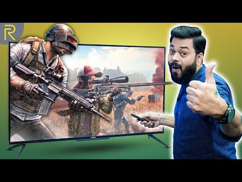 "realme Smart TV 4K 43"" Quick Review   Dolby Vision,24W Speakers & More⚡Best 4K Smart TV Under 30000?"
