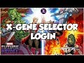 14x Mythic Comic Card Attempts?! Free X-Gene Selectors! - Marvel Future Fight