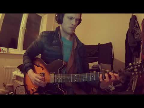 'Some day my prince will come' on guitar.