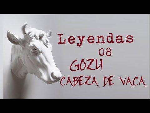 Leyendas 08 GOZU Cabeza de Vaca