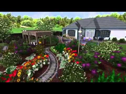 3D Garden Architect Garden pond