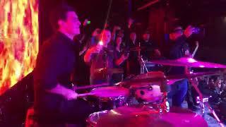 Adriel Favela Plays Drums For Javier Rosas!!