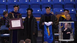 Dr. Sharrona Williams Receives Honorary Doctor of Humane Letters Degree from Quinnipiac University