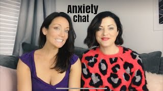 Katy and Anna talk anxiety, how we've been affected and how we deal with it.