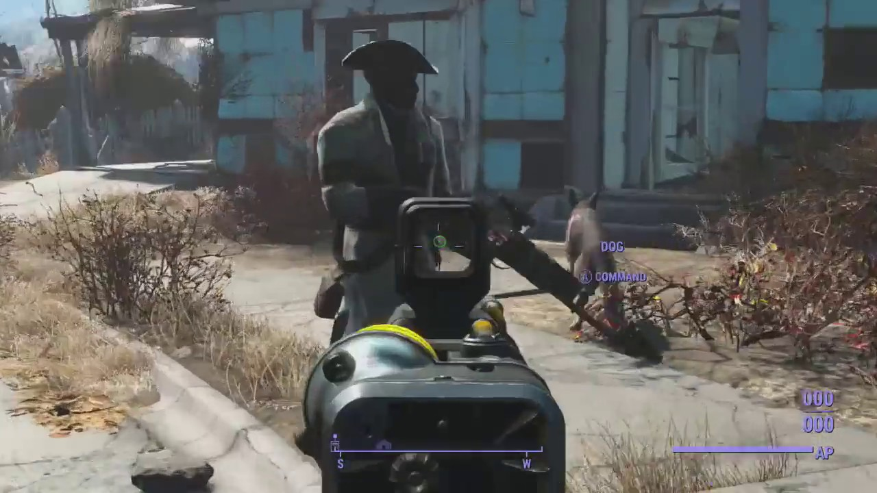 нуд моды для fallout 4