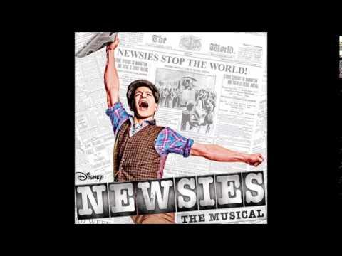 Santa Fe Karaoke Newsies (Broadway Version)