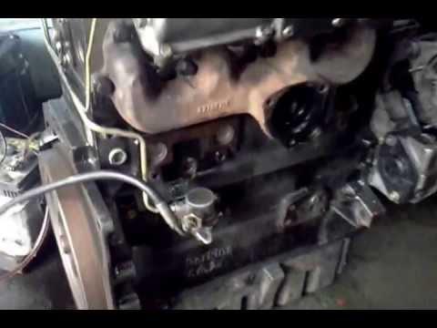 Motor Jcb Perkins 4 2 L By 3coelhos Youtube
