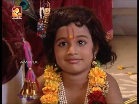 Krishana Kripa Sagaram   Episode #25  Mythological Serial by Amrita TV
