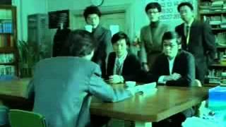 2002年 朝日新聞のCM.