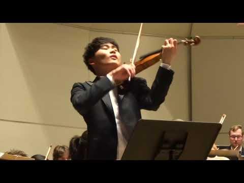Leonard Bernstein Serenade (after Plato's Symposium)