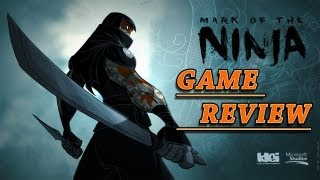Mark Of The Ninja - Game Review